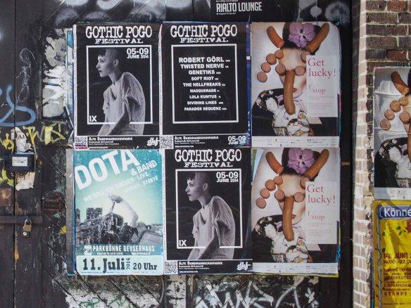 Plakatwand