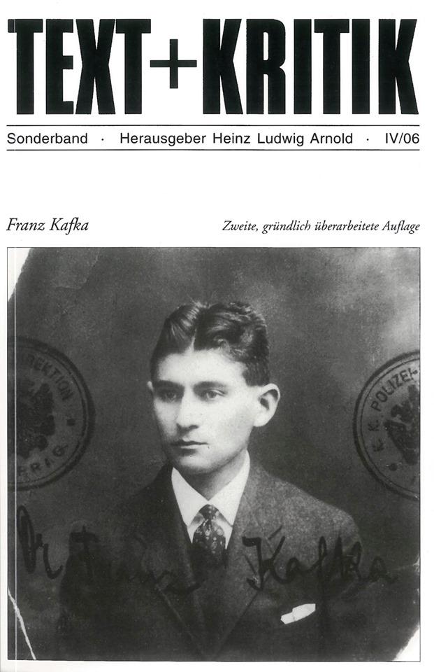 Franz Kafka Aisthesis